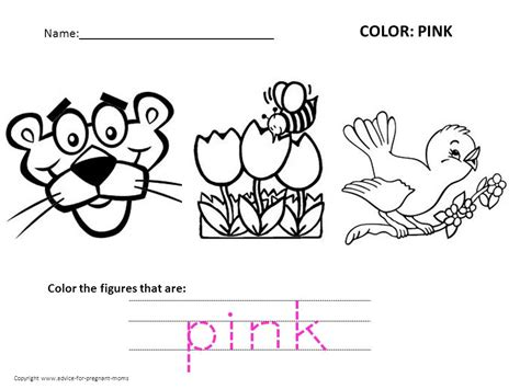 free color worksheets lesupercoin printables worksheets