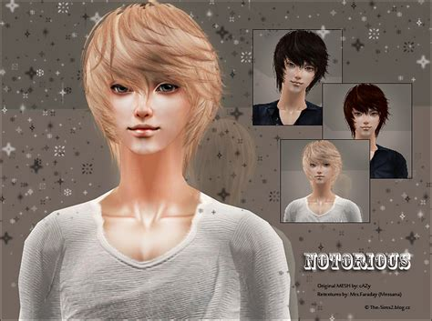 download hair male the sims 2 image gallery sims 2 hairstyles