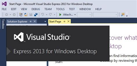 tutorial visual studio 2013 ide xanthium enterprises