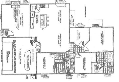 floor plan with scale obregon floor plan