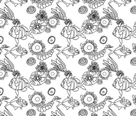 coloring book fabric coloring book fabric alphabetsoup spoonflower