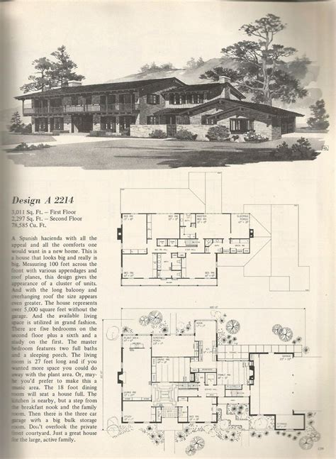 1970s house plans 103 best images about old house plans on pinterest kit