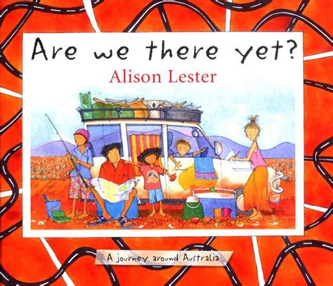 australian picture books book review review are we there yet