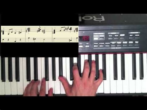 tutorial go keyboard how to play quot lyrics to go quot by a tribe called quest piano