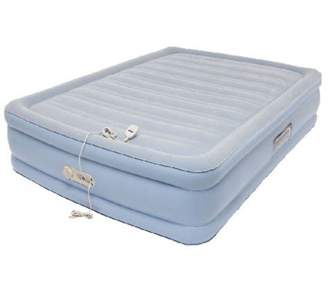 Aerobed Mattress by Aerobed Size 18 Quot Elevated Bed Qvc