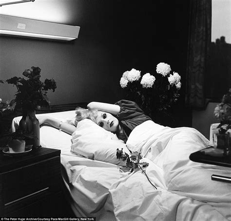 dead in bed andy warhol s muse candy darling on her death bed