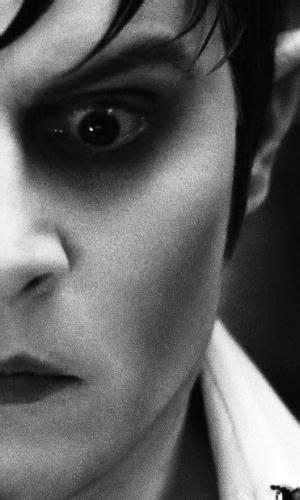 Johnny Depp in 'Dark Shadows', 2012. S) (com imagens