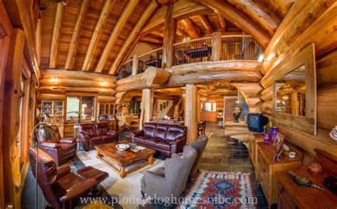 log cabin living room log cabin style living room loft designs bc canada