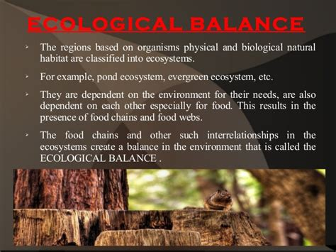 Ecological Imbalance Essay by Image Gallery Imbalance In Nature