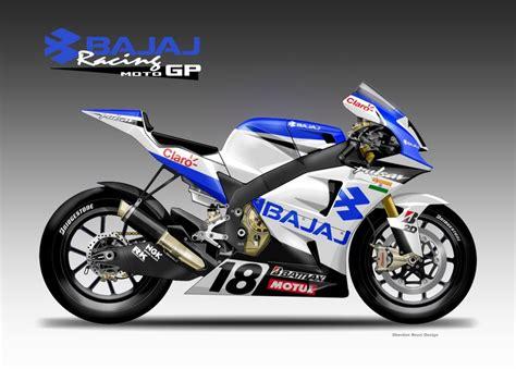 Bajaj MotoGP bike   MCN