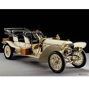 Mercedes Simplex 37/70 PS Double Phaeton 1907 Wallpapers