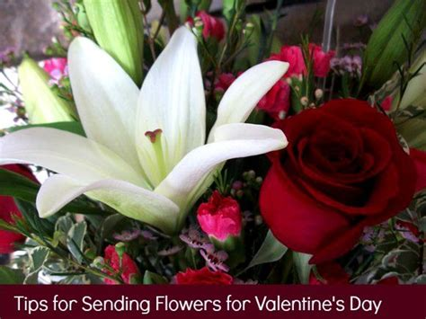 how to send flowers for valentines day tips for sending the right flowers for s day