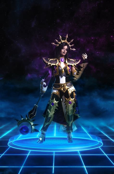 diablo iii storm of diablo 3 heroes of the storm li ming cosplay by disharmonica on