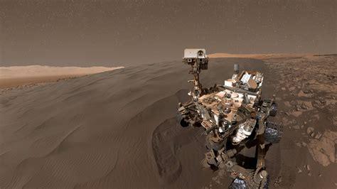 wallpaper curiosity rover selfie mars duna  tech