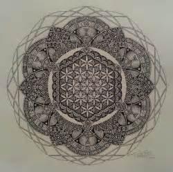 Lotus Flower Sacred Geometry Sacred Mandala Future Fashion Ideas