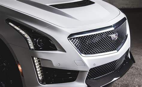 cadillac its 2018 cadillac cts and its race car inspired restyling