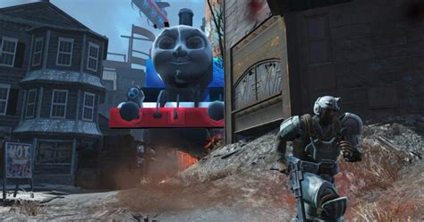 witness  horror  thomas  tank engine  fallout