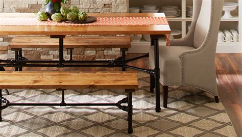 Diy Dining Room Table Lowes Pipe Frame Harvest Table