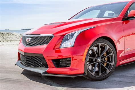 ats cadillac reviews 2017 cadillac ats v review gtspirit