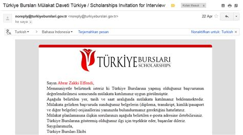 Letter Of Intent For Turkey Scholarship turkiye burslari a turkish government scholarship