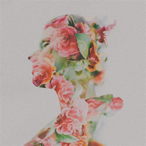 Double Exposure Tutorial Flowers | canon 5d mark iii double exposure tutorial sara k byrne
