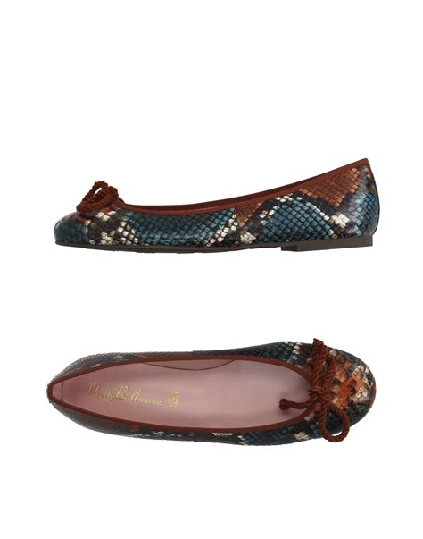 pretty flats shoes pretty ballerinas ballet flats in blue lyst