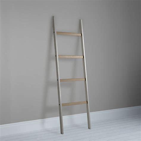 Lewis Ladder Shelf by Buy Lewis Collection Blakeney Shelf Ladder Light Silver Lewis