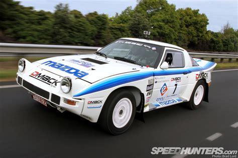 Rallye Auto Gruppe N by Retro Rally Rhys Millen S Group B Rx 7 Speedhunters