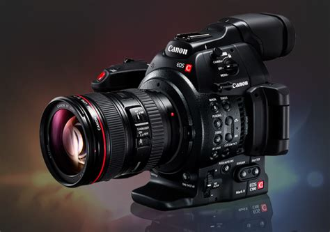 Canon Eos C100 here s why the rumored 4k c300 ii might keep canon in the noam kroll
