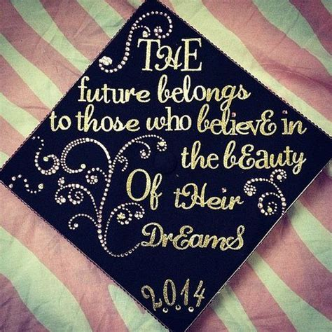 What To Use To Decorate Graduation Cap by 61 Creative Ways To Decorate Your Graduation Cap