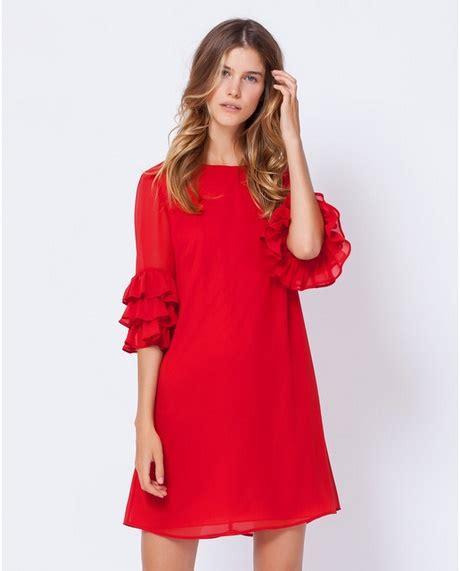 vestidos rojos corto vestidos rojos de cortos