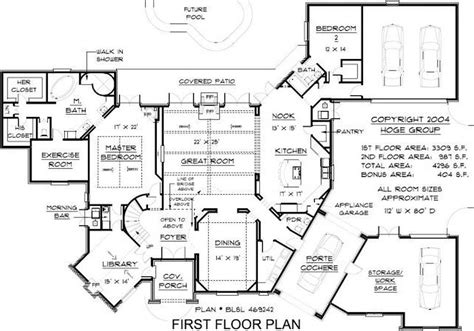 floor plans for country homes floor design country house s with open nature french plans