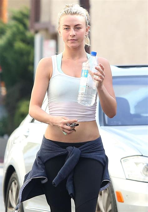 photos of julianna huff julianne hough gym style west hollywood january 2014