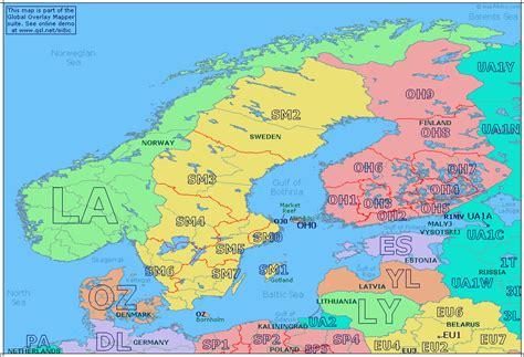 Map Of Scandinavian Countries Geo Map Europe Scandinavian - Map of europe and scandinavian countries