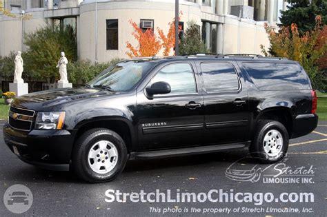 Stretch Limousine Inc by Chevrolet Suburban Stretch Limousine Inc