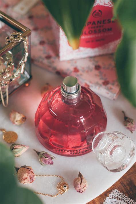 Parfum Shop Japanese Cherry Blossom japanese cherry blossom strawberry eau de toilette