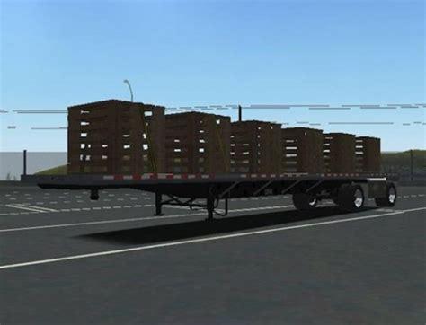 18 wos haulin mods trailer modified transcraft eagle trailer 18 wos haulin mods