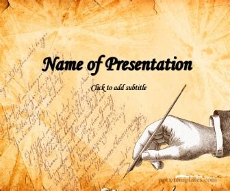 theme in literature powerpoint high school education powerpoint templates free ppt themes and