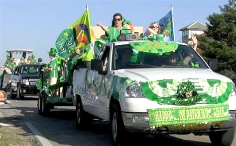 How To Decorate Car For Parade by 30a St S Day Parade Mar 16 Walton Outdoors