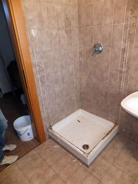 come sostituire un piatto doccia progetto sostituzione piatto doccia in ca 3 ore idee