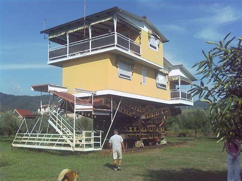 The Flying House by The Amazing Flying House Sarzana Italy Sreeartcreatations
