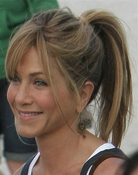 fresh cool ponytail hairstyles for photo gallery of