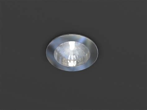 Recessed downlight 3d model 3dsMax,Wavefront,3ds files