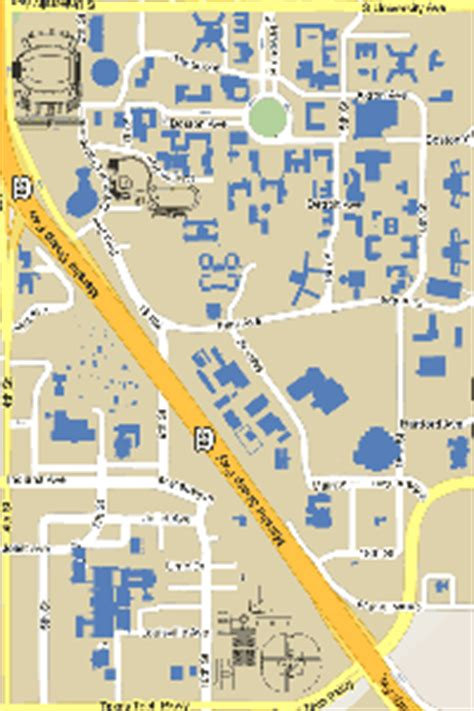 texas tech university map christopher lab