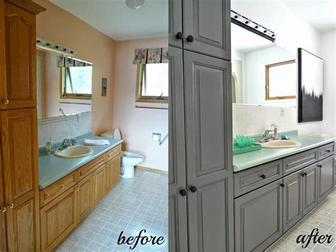 stain bathroom cabinets painting vs staining bathroom cabinets bathroom cabinets