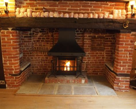 Traditional Open Fireplaces by Click To See A Larger Image