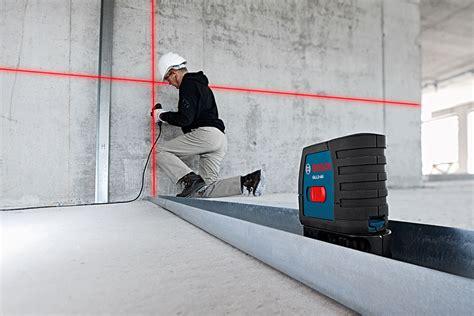 Bosch Laser Level Line Laser Gll 5 40 E bosch gll2 40 self level cross line laser up to 30 home improvement