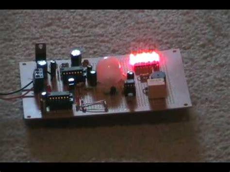 passive infrared pir sensor home made security system