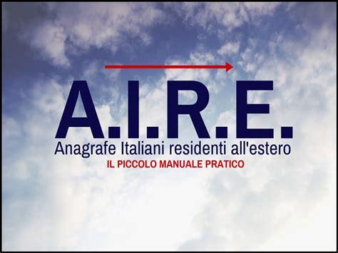 consolato italiano londra aire attenzione a quelle mail a i r e non vengono dal consolato