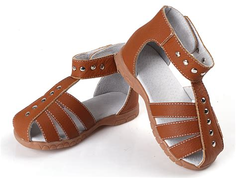 toddler leather sandals leather sandals 100 genuine leather toddler shoes